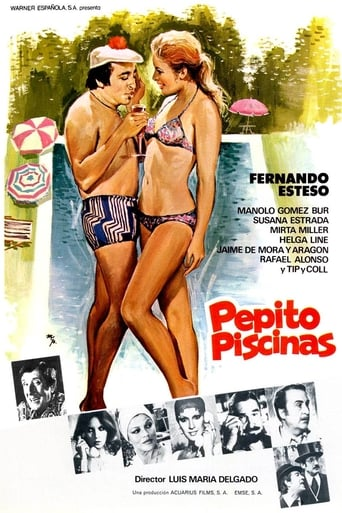 Poster of Pepito Piscinas