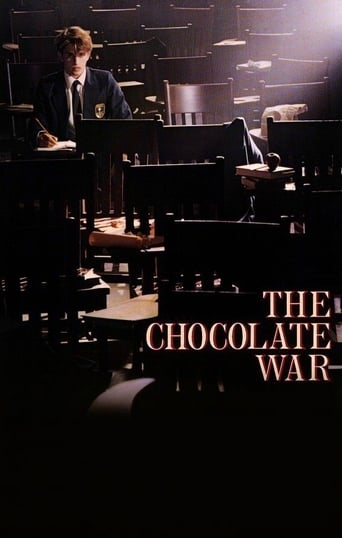 Poster of The Chocolate War