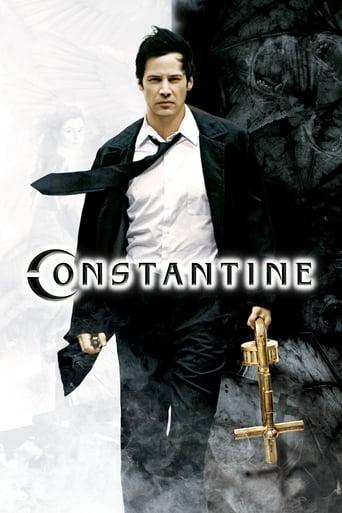Filmplakat von Constantine