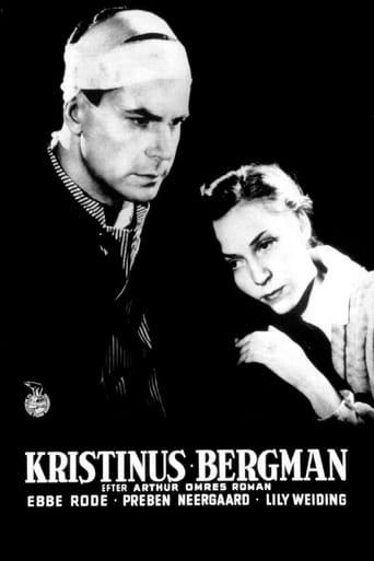 Poster of Kristinus Bergman