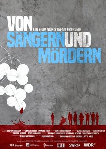 Von Sängern und Mördern Poster
