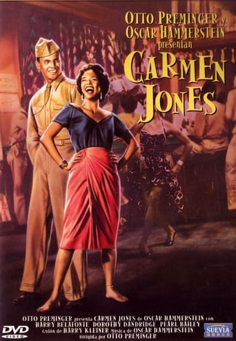 Poster of Carmen Jones