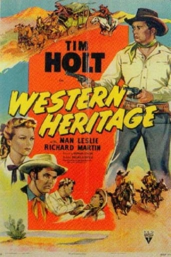 Poster of Western Heritage