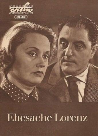 Poster of Ehesache Lorenz
