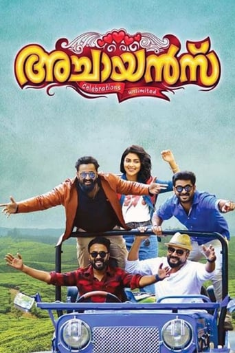 Poster of Achayans