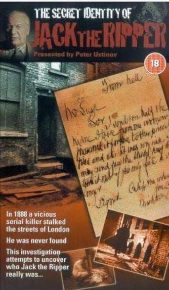 Poster of The Secret Identity of Jack the Ripper