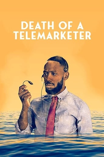 Poster of Death of a Telemarketer