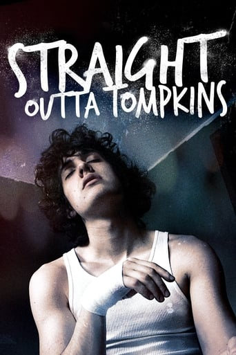 Poster of Straight Outta Tompkins