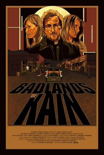 Poster of Badlands of Kain