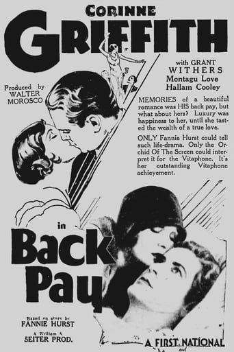 Poster of Back Pay