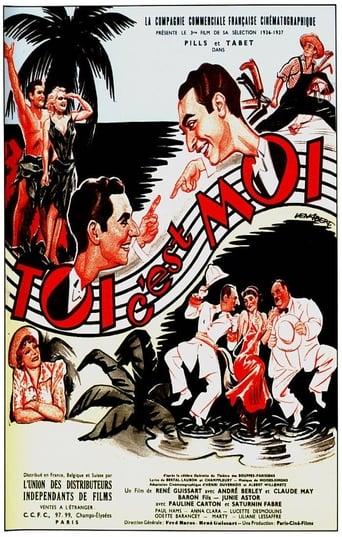 Poster of Toi, c'est moi