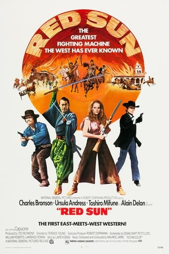 Poster of Red Sun