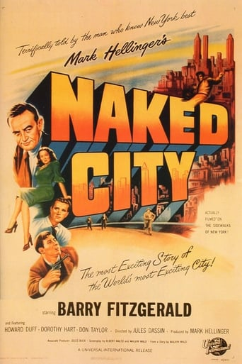 Poster of The Naked City