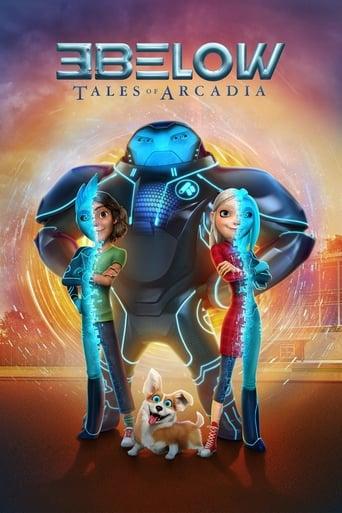 Poster of 3Below: Tales of Arcadia