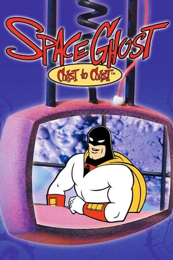 Poster of Space Ghost Coast to Coast