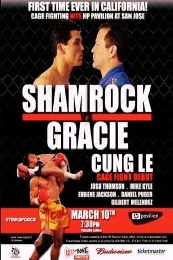 Poster of Strikeforce: Shamrock vs. Gracie