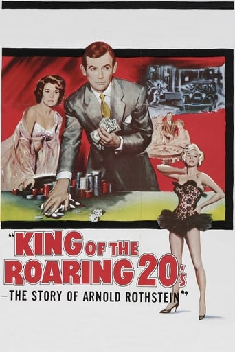 King of the Roaring 20's – The Story of Arnold Rothstein