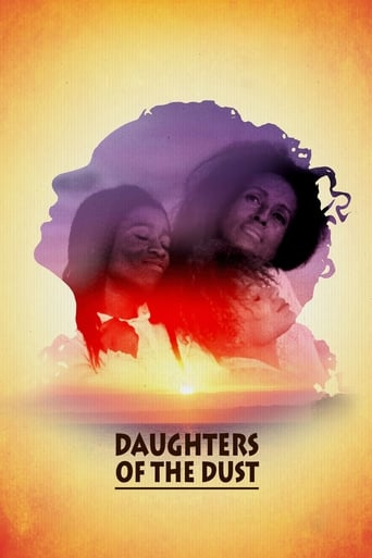Poster of Daughters of the Dust