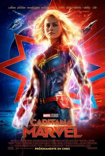 Poster of Capitana Marvel