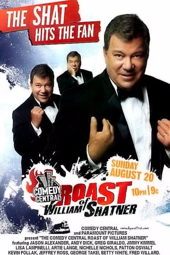 Poster of Comedy Central Roast of William Shatner