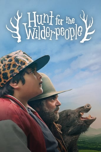 Poster of Hunt for the Wilderpeople