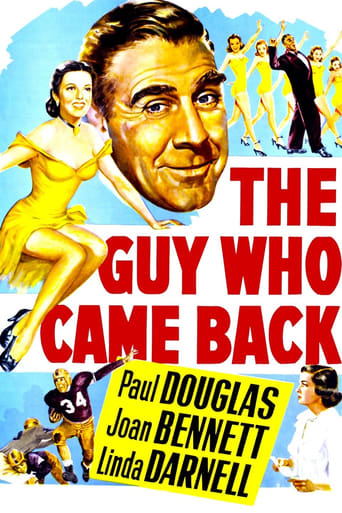 Poster of The Guy Who Came Back