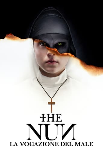 Poster of The Nun: La vocazione del male