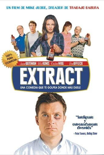 Poster of Extract