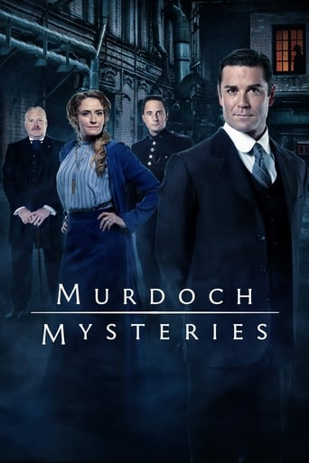 Poster of Murdoch Mysteries