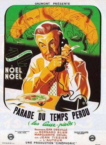 Poster of Les casse-pieds