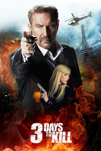 Poster of 3 Days to Kill