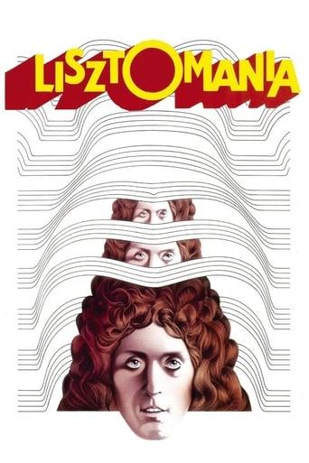 Poster of Lisztomania