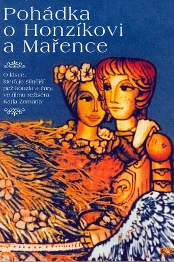 Poster of Pohádka o Honzíkovi a Mařence