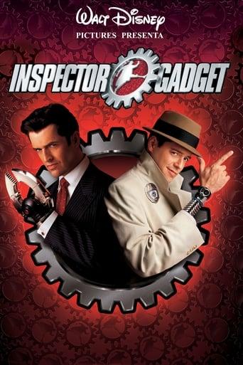 Poster of Inspector Gadget