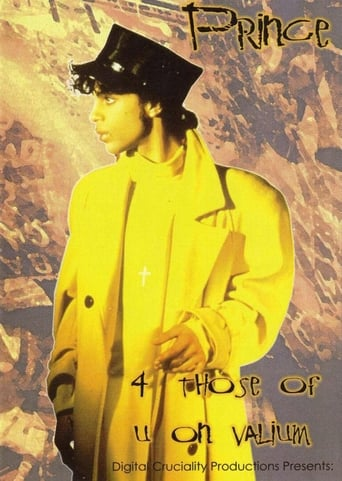 Poster of Prince: 4 Those Of U On Valium