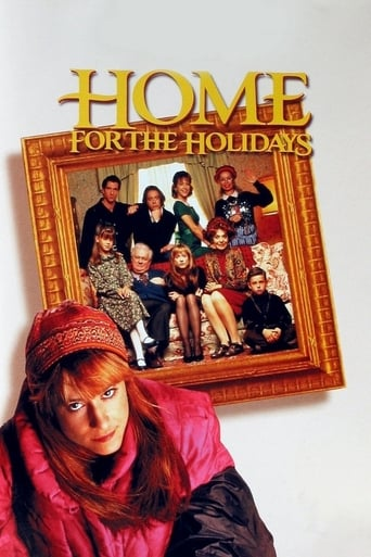 Poster for Home for the Holidays