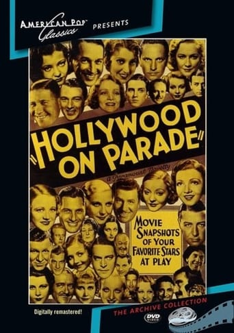 Poster of Hollywood on Parade No. B-1
