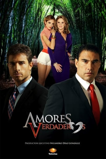 Poster of Amores verdaderos