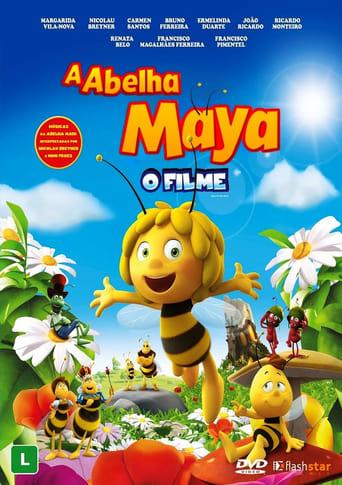 Maya the Bee Movie - Poster