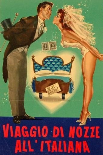 Poster of Viaggio di nozze all'italiana