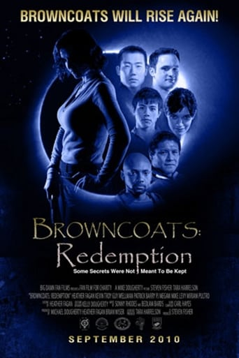 Poster of Browncoats: Redemption