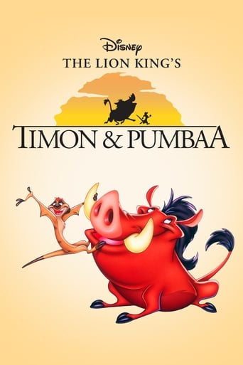 Poster of The Lion King's Timon & Pumbaa