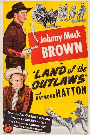 Poster of Land of the Outlaws
