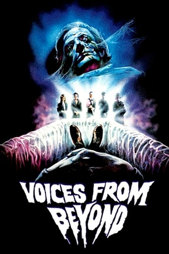 Poster of Voices from Beyond