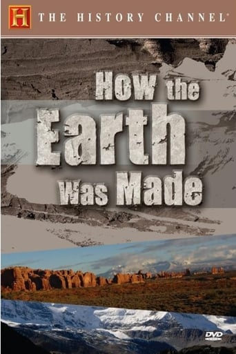 Poster of How the Earth Was Made
