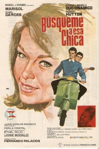 Poster of Find Me That Girl