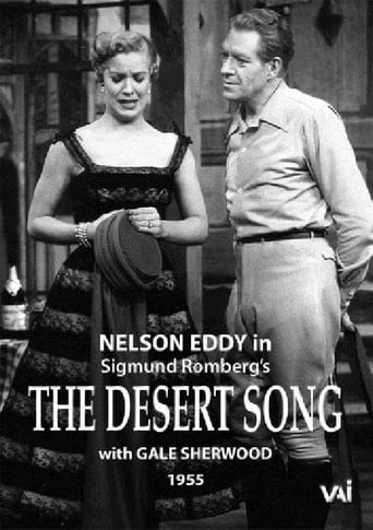 Poster of The Desert Song