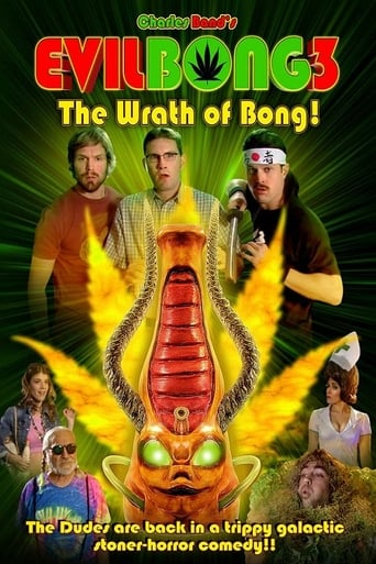 Poster of Evil Bong 3: The Wrath of Bong