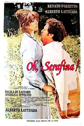 Poster of Oh, Serafina!