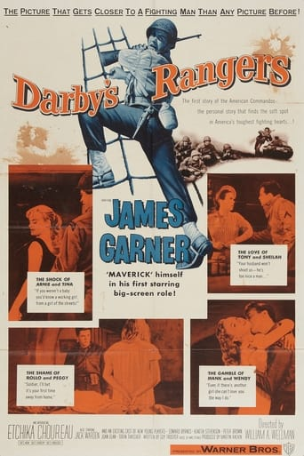 Poster of Darby's Rangers
